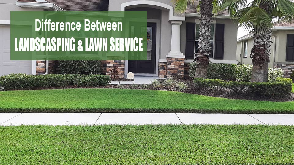 New client from Auburndale , FL that receives lawn services from Creative Edge.